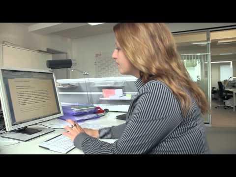 Menschen Bewegen REHAU -- Claudia Zimmer, Pressereferentin