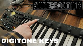 Superbooth 2019 - Elektron Digitone Keyboard
