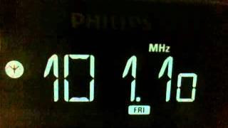 DWYS-FM (101.1 Yes! FM Manila) Formerly DZFX 101.1 (1980-1985)