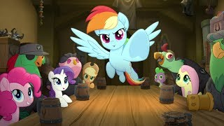 [Russian] Time to Be Awesome | My Little Pony: The Movie