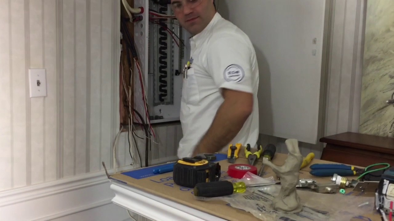 Electrical Panel Upgrade Fuses To Breakers Youtube How Add A New Circuit Fuse Box
