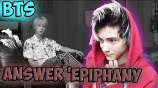 BTS LOVE YOURSELF Answer 'Epiphany' Comeback Trailer Реакция | BTS | Реакция на BTS Answer Epiphany
