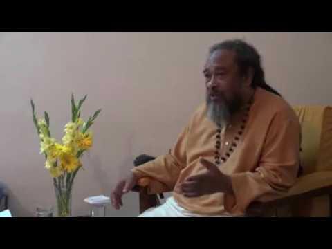 Sri Mooji Interview with Rajesh Mittal, NavBharat Times