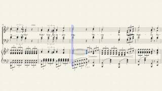 My modification of F.E. Weatherly's S.A.T.B. & Organ arrangement of 'The Holy City', composed by Stephen Adams. Sheet music made with MuseScore ...