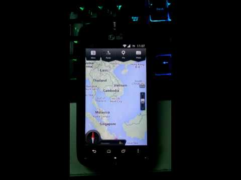 Fix GPS satellites CASIO GzOne - Fix GPS xác định sai vị trí CASIO GzOne rom gzone world stock v1.0