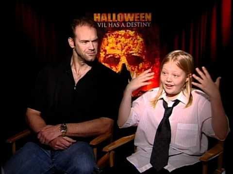 Halloween  Exclusive: Tyler Mane and Daeg Faerch