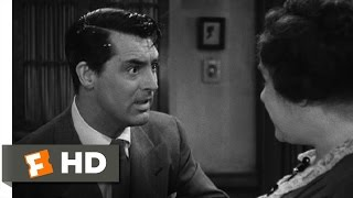 Arsenic and Old Lace (1/10) Movie CLIP - The Gentleman in the Window Seat (1944) HD