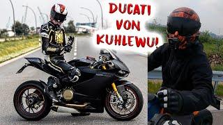 Ducati Panigale 1199 von Kuhlewu!