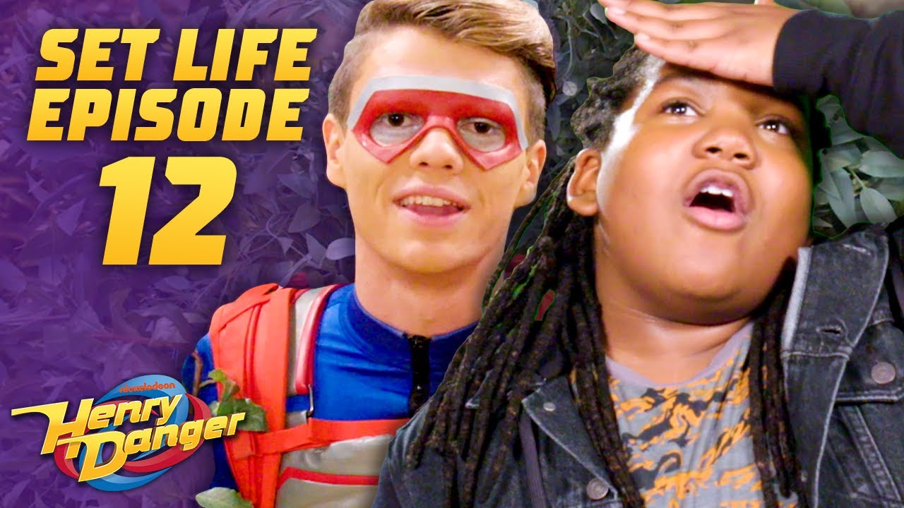 Download Meet The New Kids On Set 👋  BTS Ep. 12   #SetLifeOnNick   Henry Danger