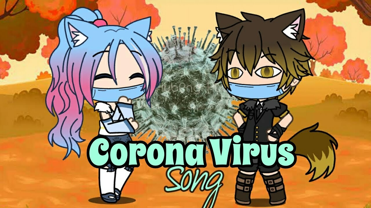 Corona Virus Song Gacha Life Ft Hatsumi Rou Youtube