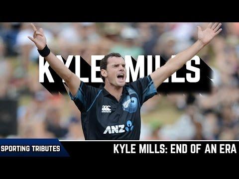 Kyle Mills: End of an Era