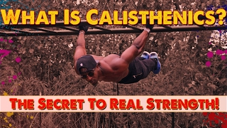 What is calisthenics? - Irvin Felix John