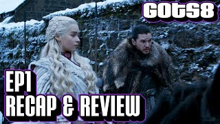 Game of Thrones Season 8 Episode 1 Explained |