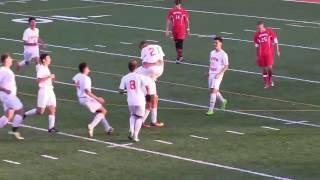 Sebastian Cortes - College Soccer Recruiting Highlight Video - Class of 2018
