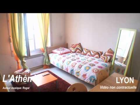 LYON 69007 Résidence étudiante Athenee