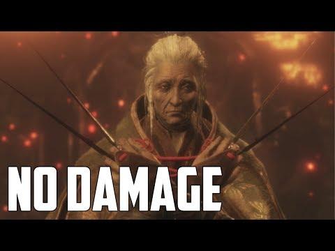 Sekiro: Shadows Die Twice - All Bosses [No Damage]