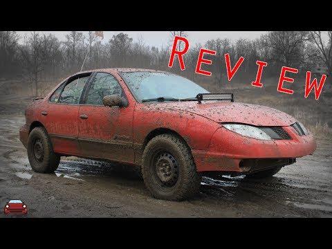 Lifted 2003 Pontiac Sunfire Sedan Review