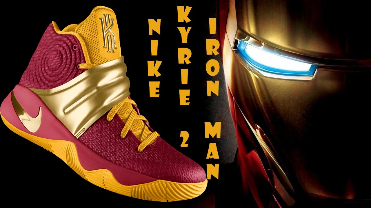 dc549386dfe1 coupon code for iron man nike kyrie 2 colorways custom nike id 3a892 3462a