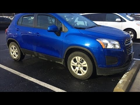 Used 2015 Chevrolet Trax Mt Pleasant TX Sulphur Springs, TX #D11228A - SOLD
