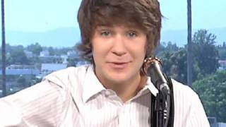 "Devon Werkheiser ""Sparks Will Fly""  ClevverTV Exclusive Performance/Debut"