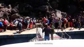 Teil 5 Aktiv Urlaub Mallorca Mit dem Schiff vom Hafen von Soller nach Sa Calobra