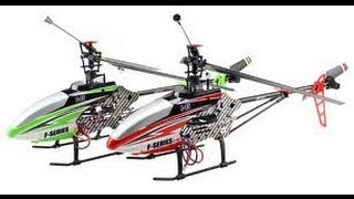 MJX F45 & WL TOYS V912 Helicopter~Flying~Swash Plate Leveling Beginner Advice How~to