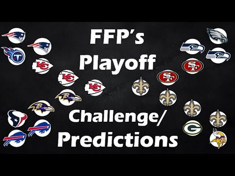 Fantasy Football Free Playoff Challenge / Predictions (2019-20)