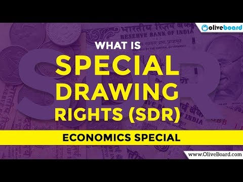 Special Drawing Rights (SDR) | Canara Bank PO 2018 | SBI Clerk | SSC CHSL |