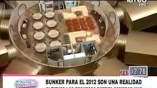 Reporte de Salfate; la construccion de bunkers en chile y el mundo 2011