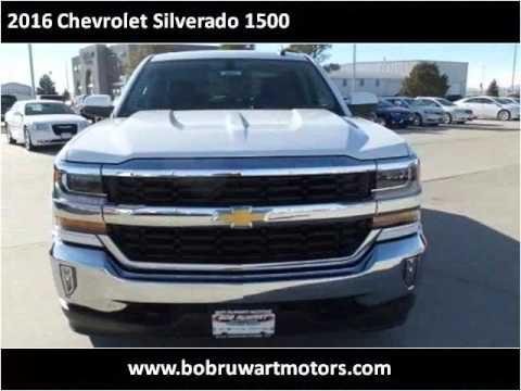 2016 Chevrolet Silverado 1500 New Cars Cheyenne Wy Youtube