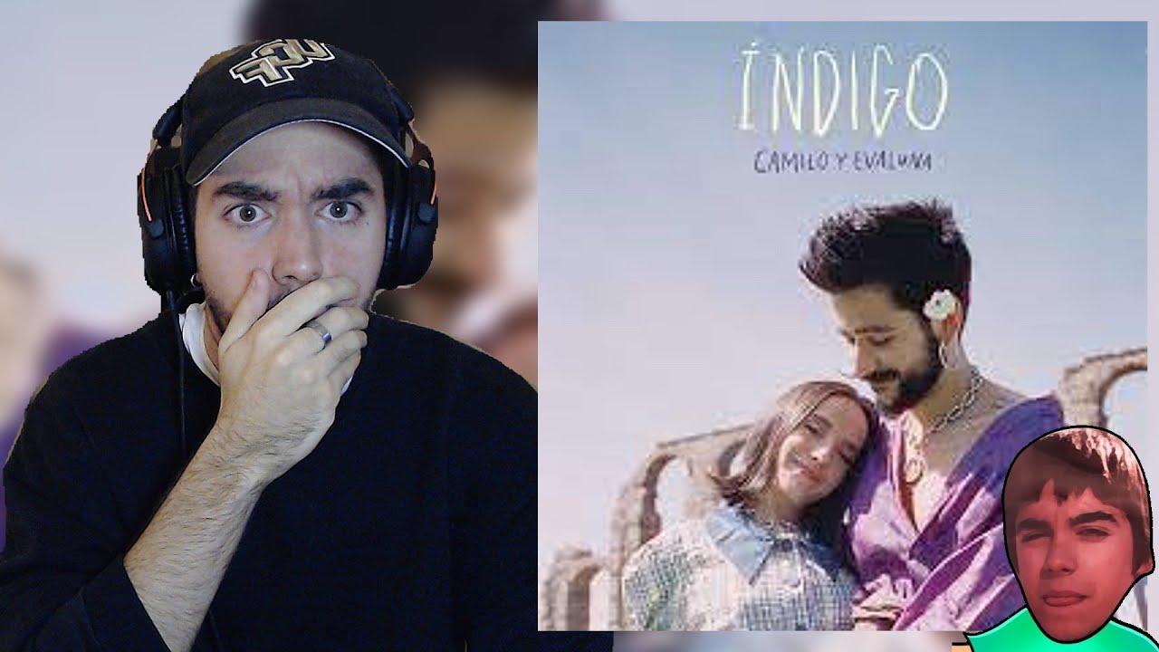 DOWNLOAD: REACCIÓN A | CAMILO, EVALUNA MONTANER – INDIGO (OFFICIAL VIDEO) VAMOS A SER PAPAS? 😮😮 Mp4 song