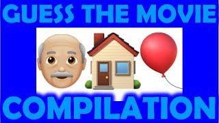 GUESS THE MOVIE BY THE EMOJI COMPILATION {50+ QUESTIONS}