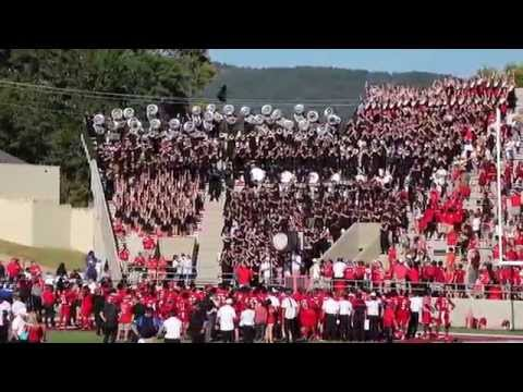 The Marching Southerners' Post-Game 09/19/2015