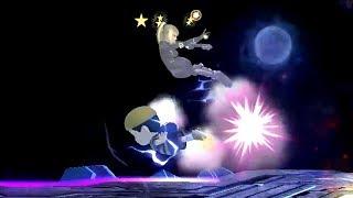 Shattering Shield Breaks in Smash 4