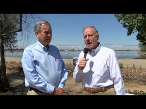 Doug Vagim May 24, 2016 Press Conferance at Leaky Acres, on groundwater recharge