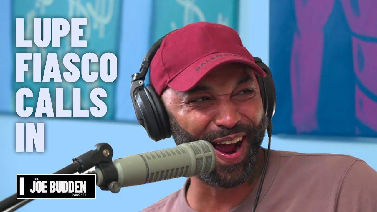 Lupe Fiasco Calls In & Explains 'Dinosaurs' | The Joe Budden Podcast