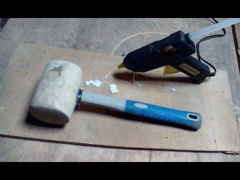 Ремонт резинового молотка