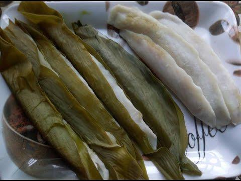 Ila Appam ( Turmeric Leaf Appam ) ! Recipe - |Learn in 2 Minutes or Less | Kerala Recipes |