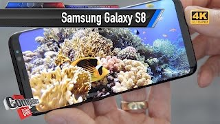 Das Samsung Galaxy S8 im Check: Es ist endlich da!