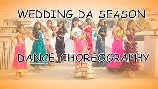 """Wedding Da Season""  Dance Choreography  By Beauty N Grace Dance Academy"