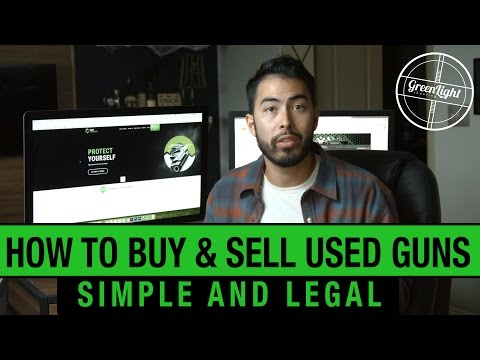 The BEST Way to Buy & Sell Used Guns - Gun Transfer