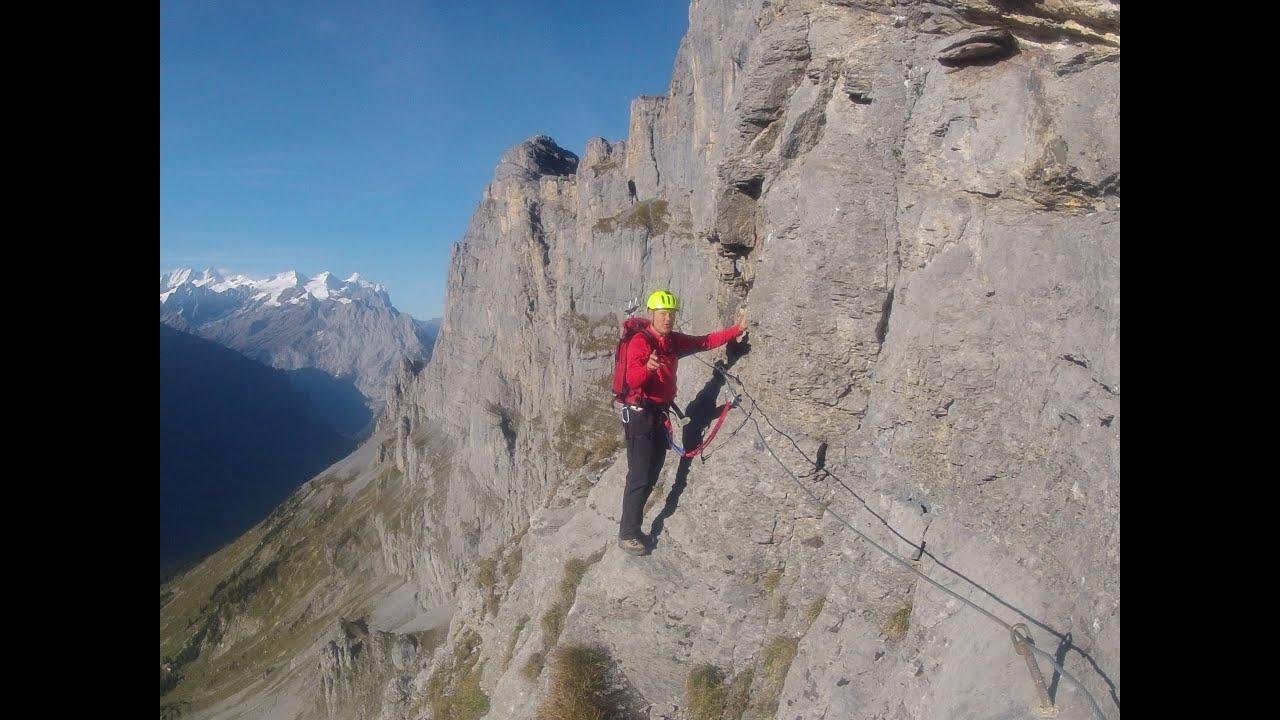 Klettersteig Tälli : Tällistock klettersteig tälli via ferrata hans howald & urs