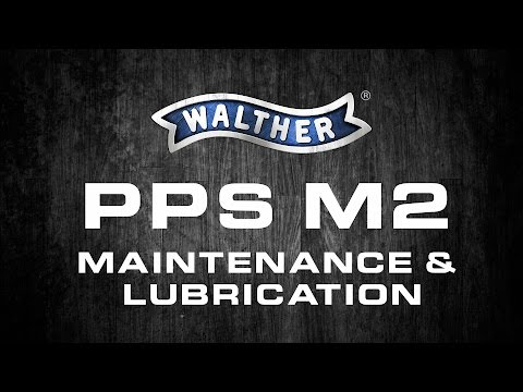 """Walther PPS M2 Lube, Maintenance & Disassembly - """"How To"""""""