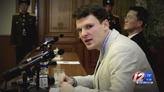 US student freed from North Korea has died