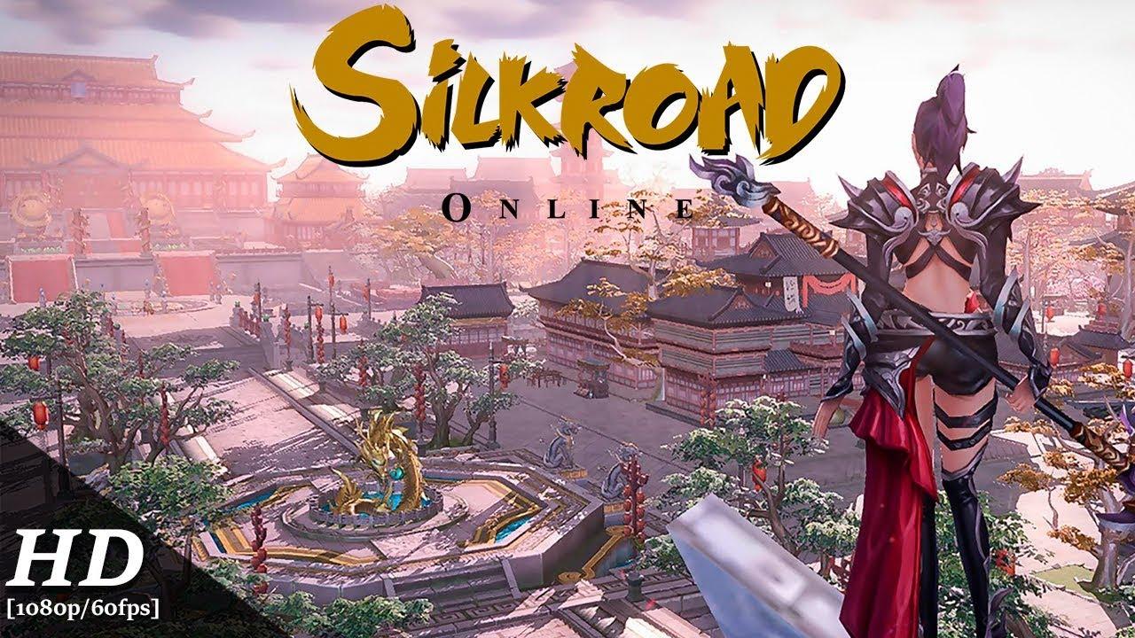 Silkroad Spiel