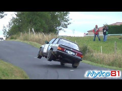 Rallye Velay Auvergne 2017 [Mistakes & Show]