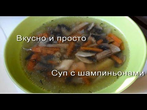 Грибные супы – Супы с грибами. Рецепты с фото