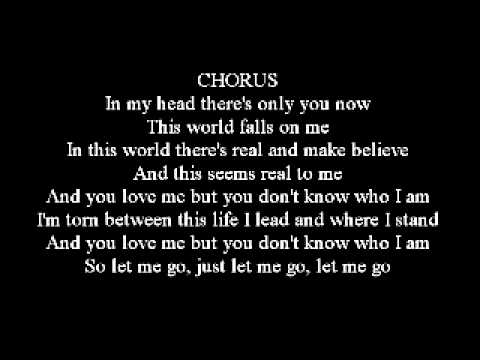 3 Doors Down - Let me go Lyrics