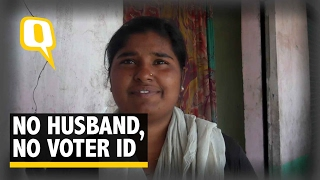 The Quint | Patriarchy At Its Peak: No Voter ID for Single Girls in Bhadohi