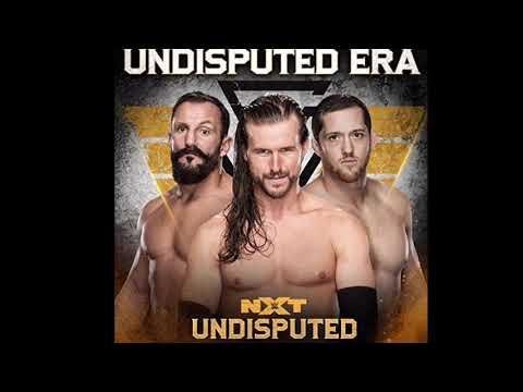 """WWE The Undisputed Era Theme """"Undisputed"""" (HQ - HD)"""